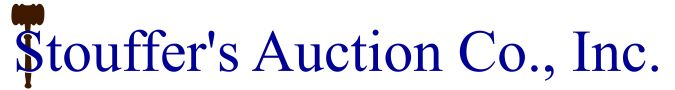 Stouffer's Auction Co., Inc.
